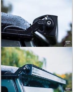 "Land Rover Defender 90/110/130 54"" Night hawk LED Kit 510W"