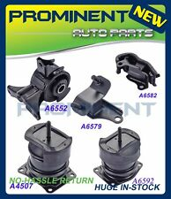 Pack of 5 Engine Motor & Trans Mount For 1999 2000 2001 2002 2003 Acura TL 3.2L