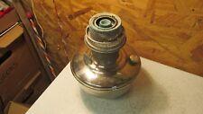 Aladdin Model 12 Lamp Nickel Finish
