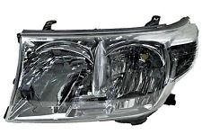 Headlight Toyota Landcruiser 08/07-02/12 New Left 200 series 09 10 11 No motor