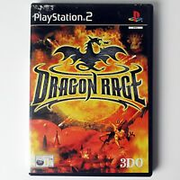 Dragon Rage (Sony PlayStation 2, 2001 3DO) PS2 PAL Complete with Manual