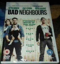 Bad Neighbours DVD (2014) Zac Efron BRAND NEW SEALED FREE UK POSTAGE ZAC EFRON