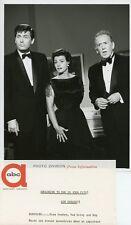 FESS PARKER KAY STARR RED FOLEY MR SMITH GOES TO WASHINGTON 1962 ABC TV PHOTO