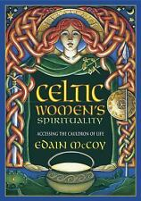 NEW - Celtic Women's Spirituality: Accessing the Cauldron of Life