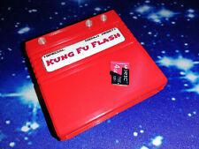 Kung Fu Flash cartouche pour le Commodore 64/128 plus carte SD 4Go