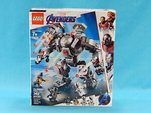 Lego Marvel Avengers 76124 War Machine Buster 362pcs New Sealed 2019