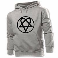 Womens Mens Hooded The Police HIM and The Police Coming to Rock Band Hoodie Tops