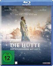 Blu-ray * DIE HÜTTE - EIN WOCHENENDE MIT GOTT  # NEU OVP $