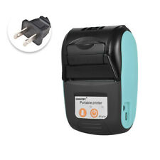 58mm Mini Instant Portable Bluetooth Thermal Printer Pocket Sticker