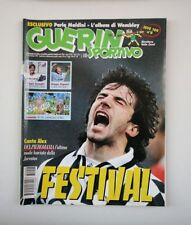 GUERIN SPORTIVO=N°8 1997=WEMBLEY INGHILTERRA-ITALIA 0-1=BEPPE SIGNORI