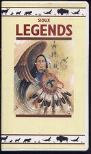 charles nauman Sioux Legends mythology Vhs Videotape