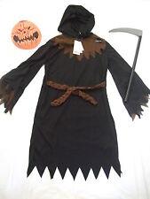 Costume  HALLOWEEN - CARNAVAL + Masque + Faux - 5/6 ans - NEUVE