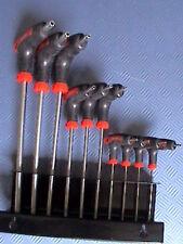 10 Torx Steckschlüssel T-Griff CrV Schlüssel Torxschlüssel Schraubendreher