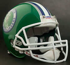 SAN ANTONIO GUNSLINGERS USFL Riddell Pro Line AUTHENTIC Football Helmet