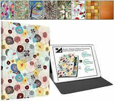 DuraSafe Case iPad Mini 4 / 5 , 3 / 2 / 1 Smart Slim Folio Cover Yarn Flower +