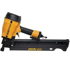 "NEW Stanley Bostitch 2"" to 3-1/4"" Round Head Low Profile Air Framing Nailer!"