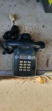 Telephone Fixe Ancien Socotel S63 Bleu Fonctionnel
