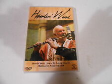 HLOWLIN' WIND LIVE AT ALL SAINTS CHURCH MELBOURNE AUSTRALIA 2014-DVD-NEW-2014