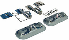 """Snap Davits for inflatable boat & swim platform w Quick release kit Extended 6"""""""