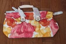 NWT $358 Coach F21885 Ashley Multicolor Floral Print Satchel Handbag Purse