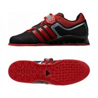 adidas EQT ADIPOWER Weighlifting Shoes BLACK RED M21865 MEN SIZE 15
