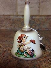 Goebel M.I. Hummel 1979 Second Edition Annual Bell Collectible Figurine