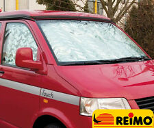 REIMO Thermal Mats/Screens 3 Pieces with Suction Cups VW T5/T6 Camper FREE P&P