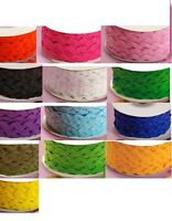Medium Ric Rac Trim  5mm 3/16 inch wide  price for 5 yards-select color