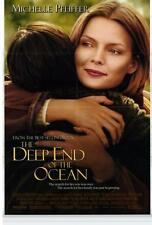 THE DEEP END OF THE OCEAN Movie POSTER 27x40 Michelle Pfeiffer Treat Williams