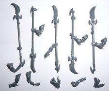 DARK ELVES Daughters of Khaine melusai heartshard glaives x 5-g1152