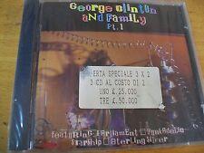 A.V.  GEORGE CLINTON AND  FAMILY PT1 CD SIGILLATO PARLIAMENT FUNKADELIC