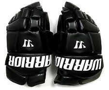 "New Warrior Fatboy box lacrosse goalie gloves 14"" black Lax indoor senior goal"