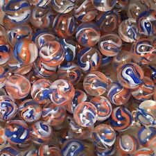 """Liberty marbles Mega Marbles Vacor 16mm or ~5/8"""" RETIRED. $1/marble"""
