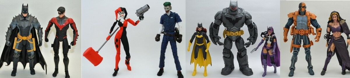K & M Toys and Action Figures