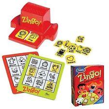 ThinkFun Zingo Bingo Game Card Reading Picture Matching Pairs Kids Educational
