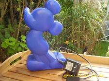 Mickey Maus / Micky Mouse - Kinderlampe - Lampe - Leuchte - Disney blau