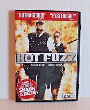 Hot Fuzz (DVD, 2007, Full Frame) Movie Starring Simon Pegg & Nick Frost