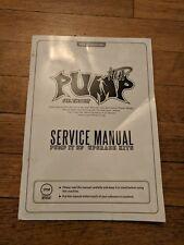 Original andamiro pump it up manual