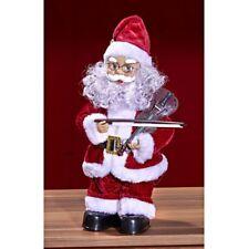Babbo Natale con Violino, con Musica e Movimento