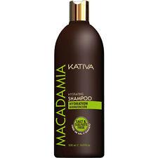 Kativa Macadamia Hydrating Shampoo Salt Free 500 ml / 16.9 fl.oz