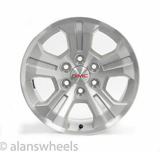 "4 New GMC Sierra Yukon Denali 18"" Factory OEM Wheels Rims Free Ship Lugs 5647"