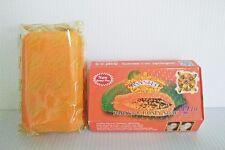 ASANTEE Papaya Plus Honey Herbal Soap Q10 AHA Collagen Lightening Skin Vitamin C