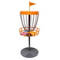Mini Frisbee Golf Set – Mini Disc Golf Basket with Mini Frisbees