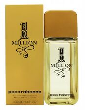 PACO RABANNE 1 MILLION AFTERSHAVE SPLASH 100ML - MEN'S FOR HIM. NEW