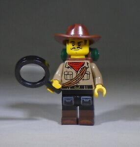 new LEGO Minifig - Jungle Explorer