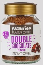 Double Chocolate Instant Coffee - Flavoured Instant Coffee 50g Jar