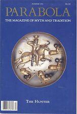 Parabola Magazine Summer 1991 : The Hunter - Unicorn In Captivity Wild Trout