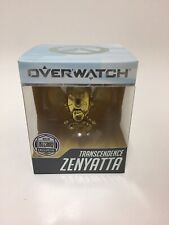 Cute But Deadly Blizzard Exclusive Overwatch Transcendence Zenyatta Figure New