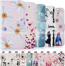 Various Holder Stand Flip Luxury PU Leather Wallet Case Cover For Apple iPhone