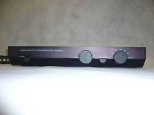 Musical Fidelity A1 Integrated Class A Amplifier